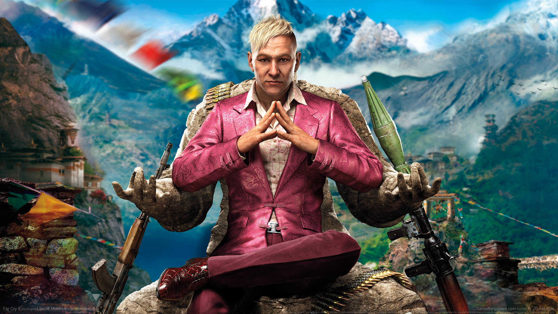 1920x1080 Far Cry 4 wallpaper or background Far Cry 4 wallpaper or background 01