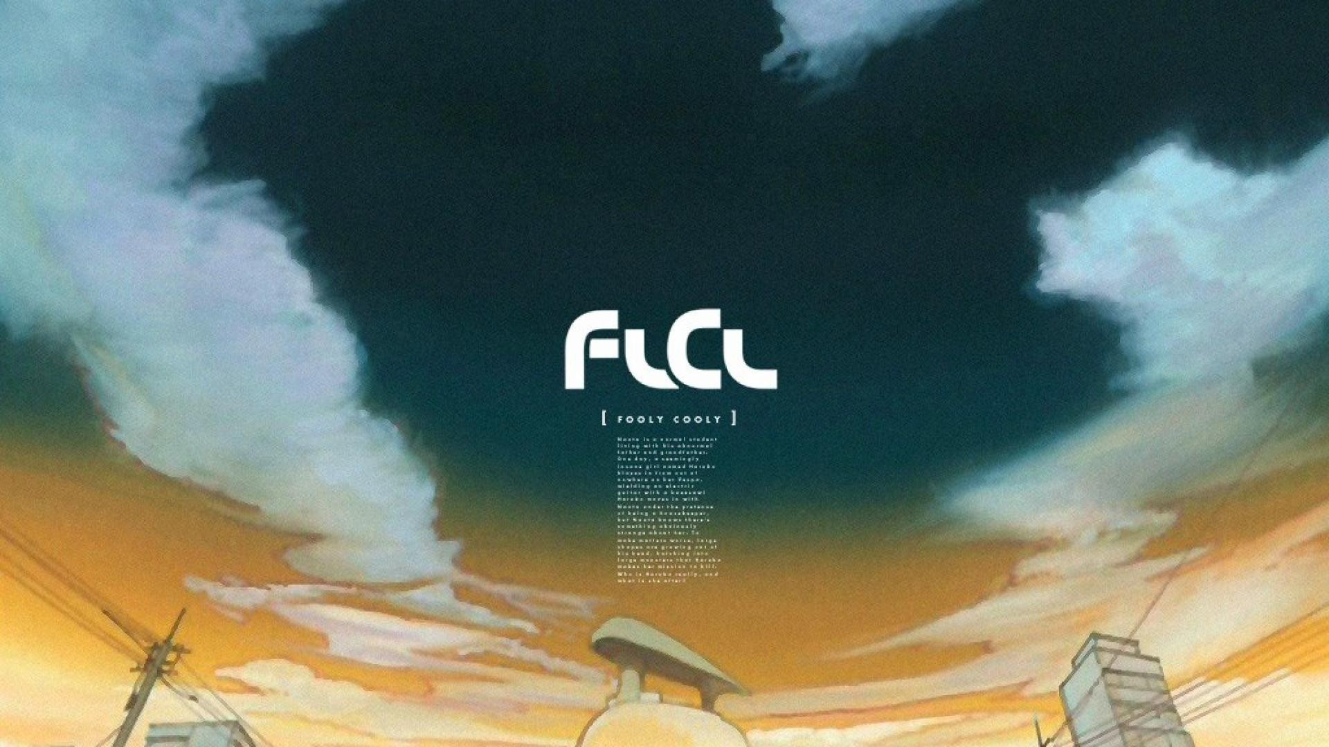 1920x1080 0 2560x1600 FLCL Wallpapers  FLCL Wallpapers HD Desktop and Mobile  Backgroun