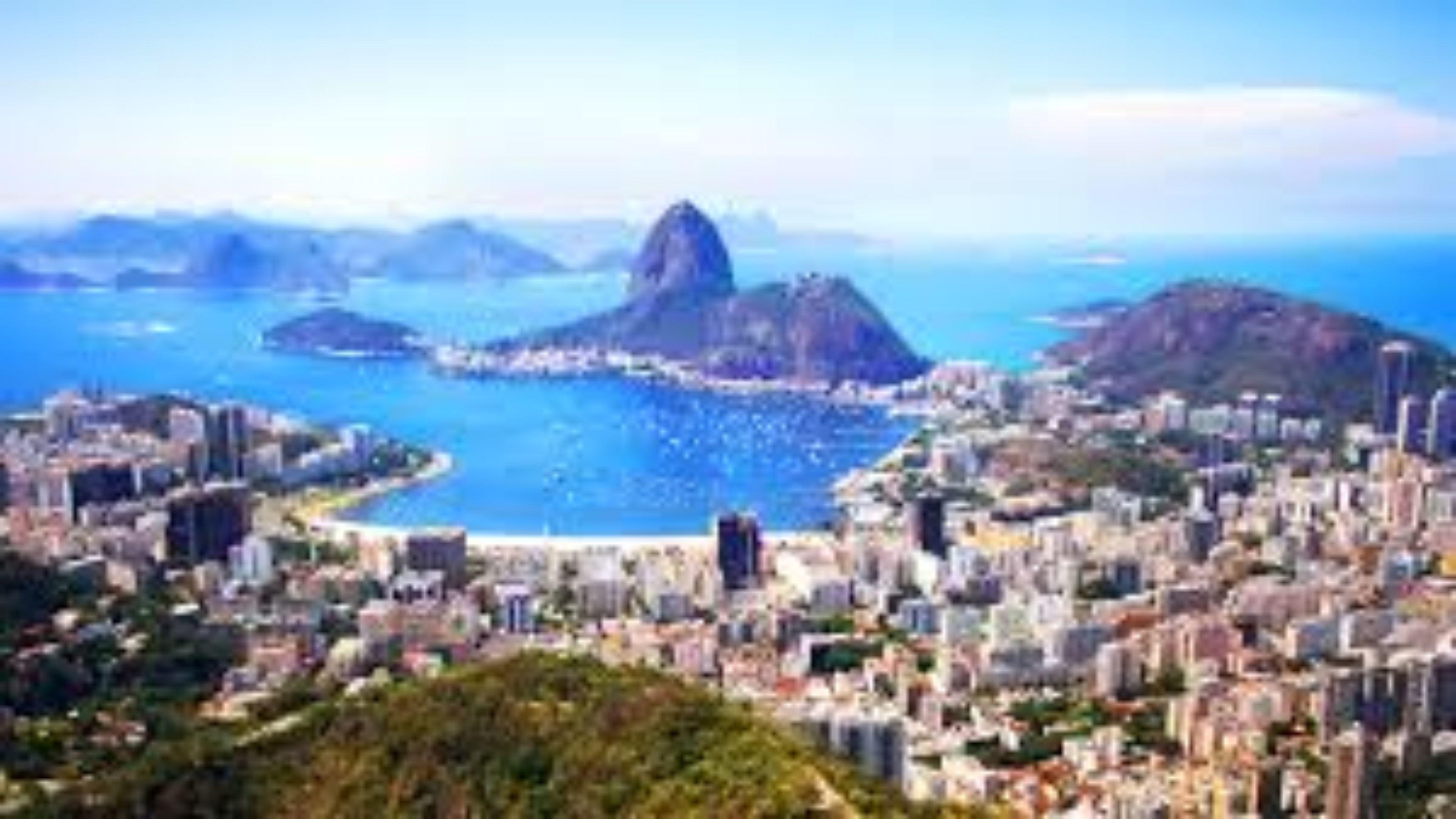 Rio De Janeiro Wallpaper (68+ Images