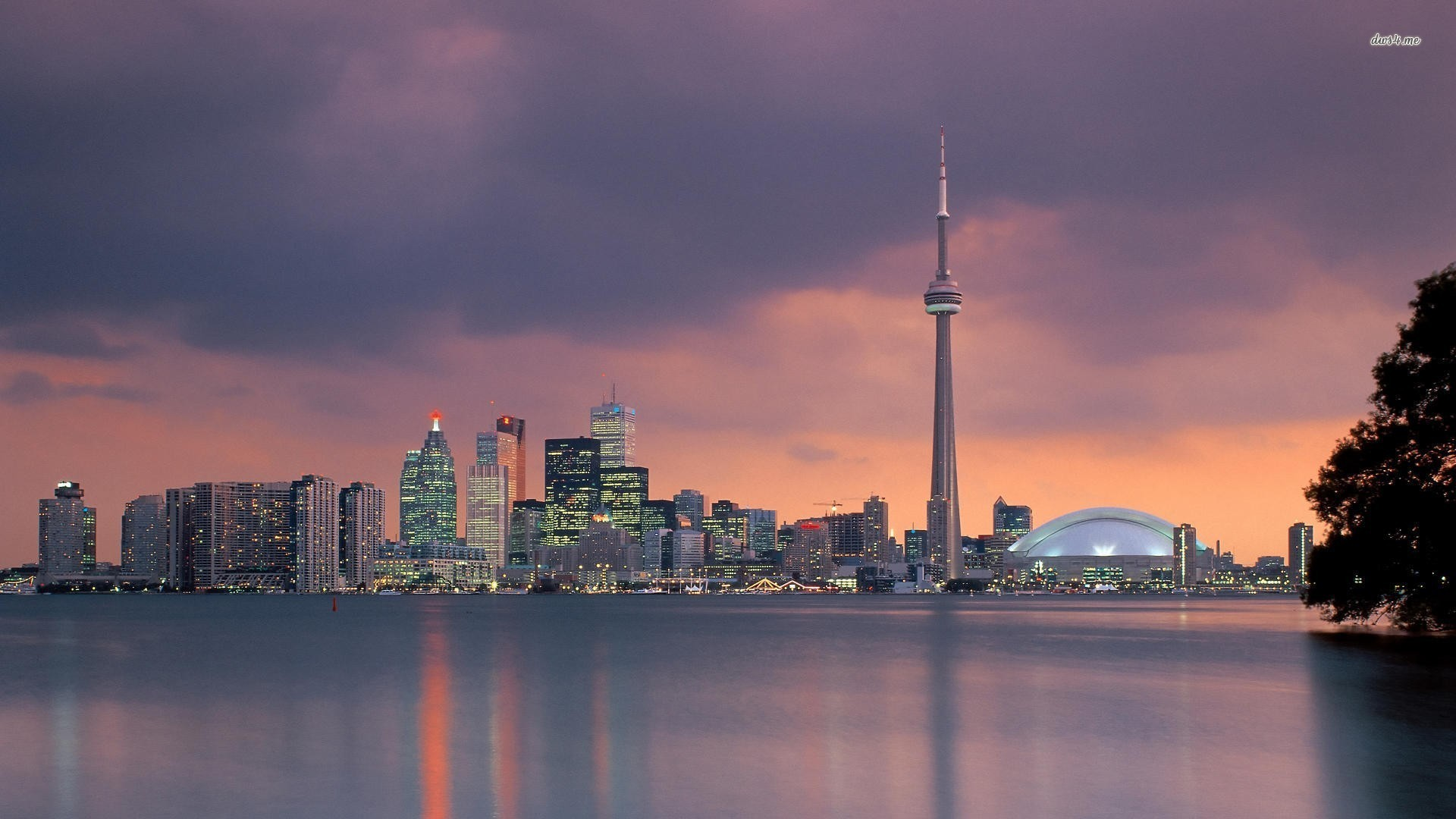 "1920x1080 Search Results for ""toronto skyline wallpaper – Adorable Wallpapers"