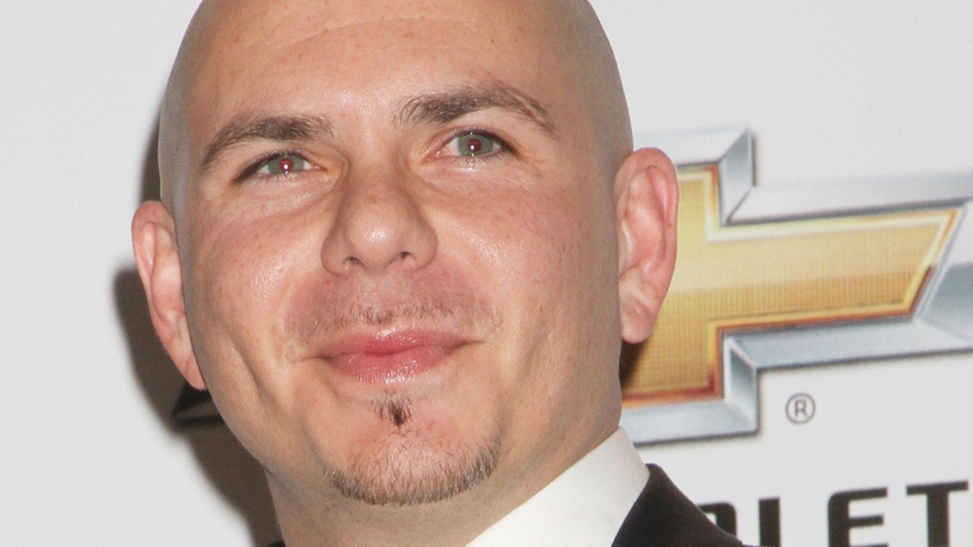 Pitbull Rapper Wallpaper 55 Images