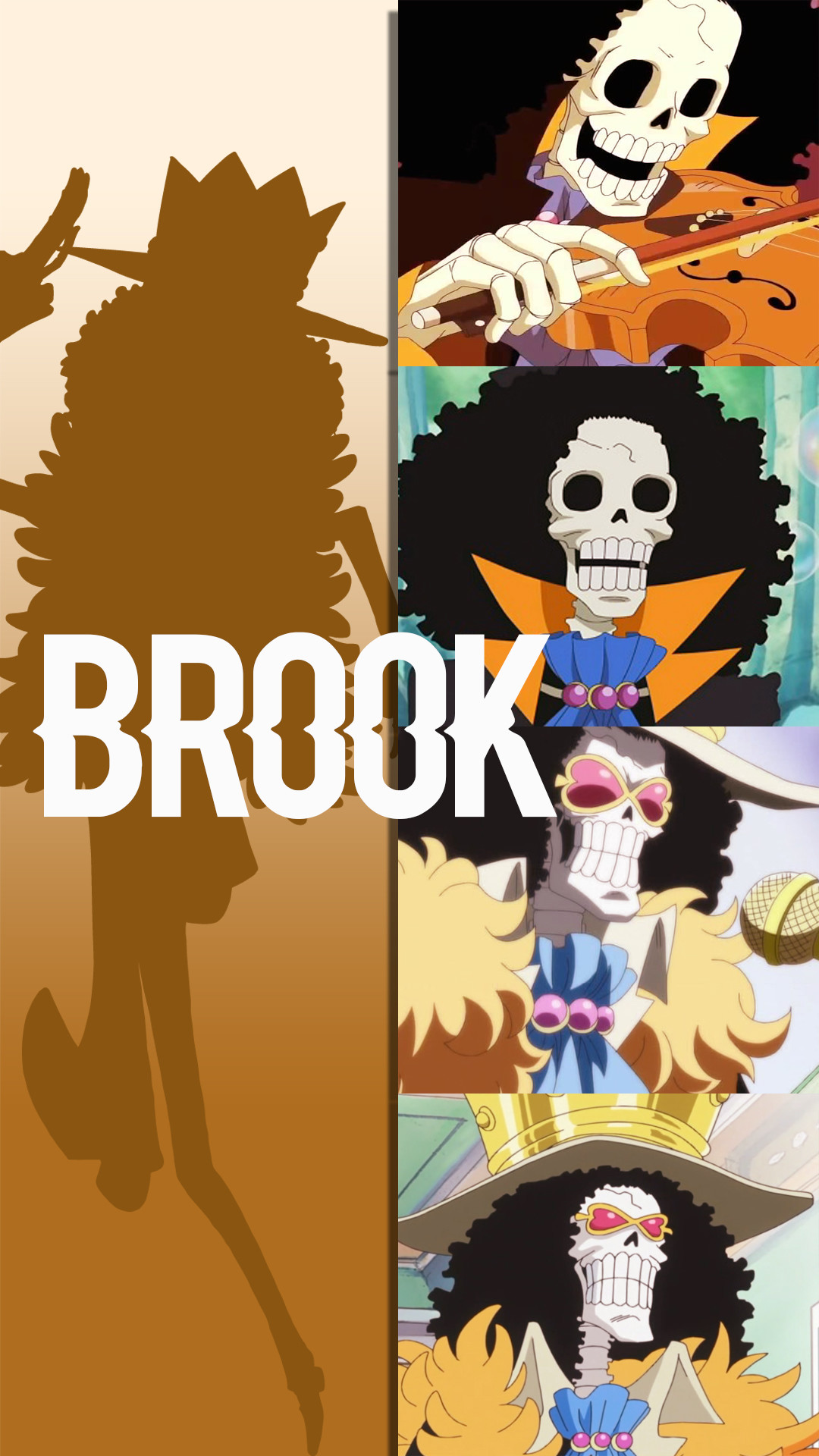 Brook One Piece Wallpapers (72+ images) | 1080 x 1920 jpeg 377kB