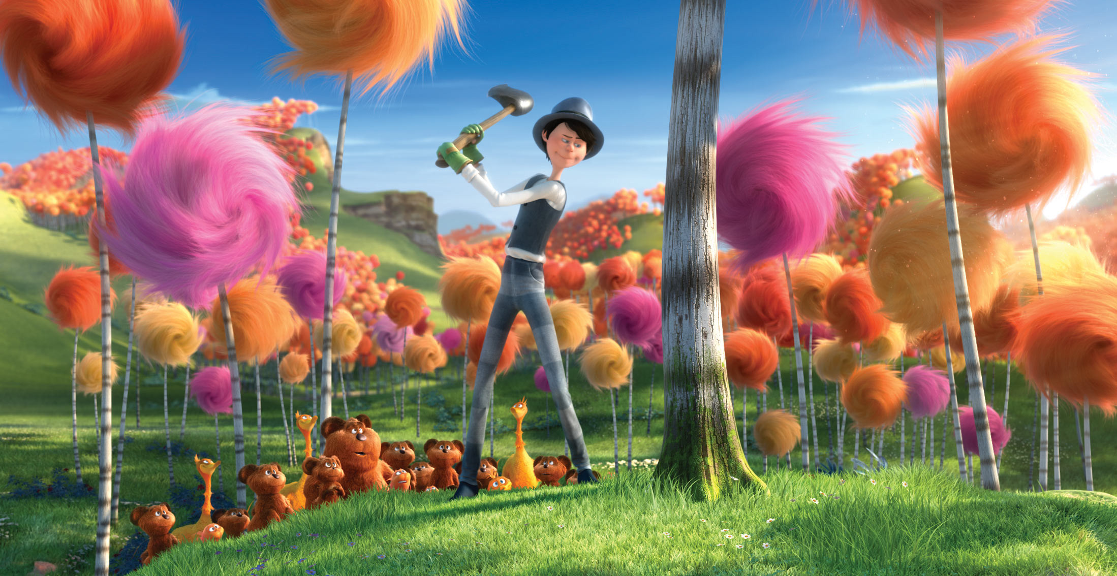 Download dr seuss the lorax full movie