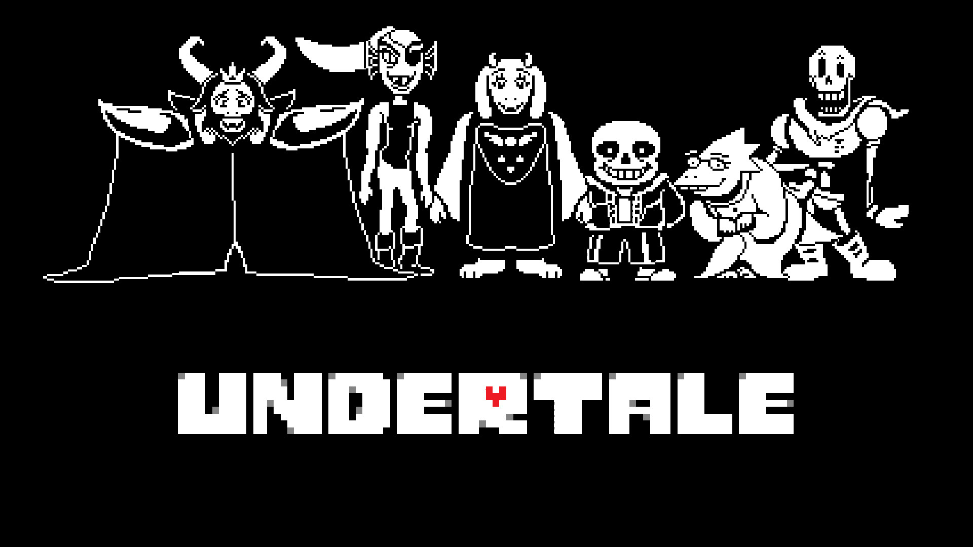 1920x1080 You Should Be Playing 'Undertale.' Here's Why.