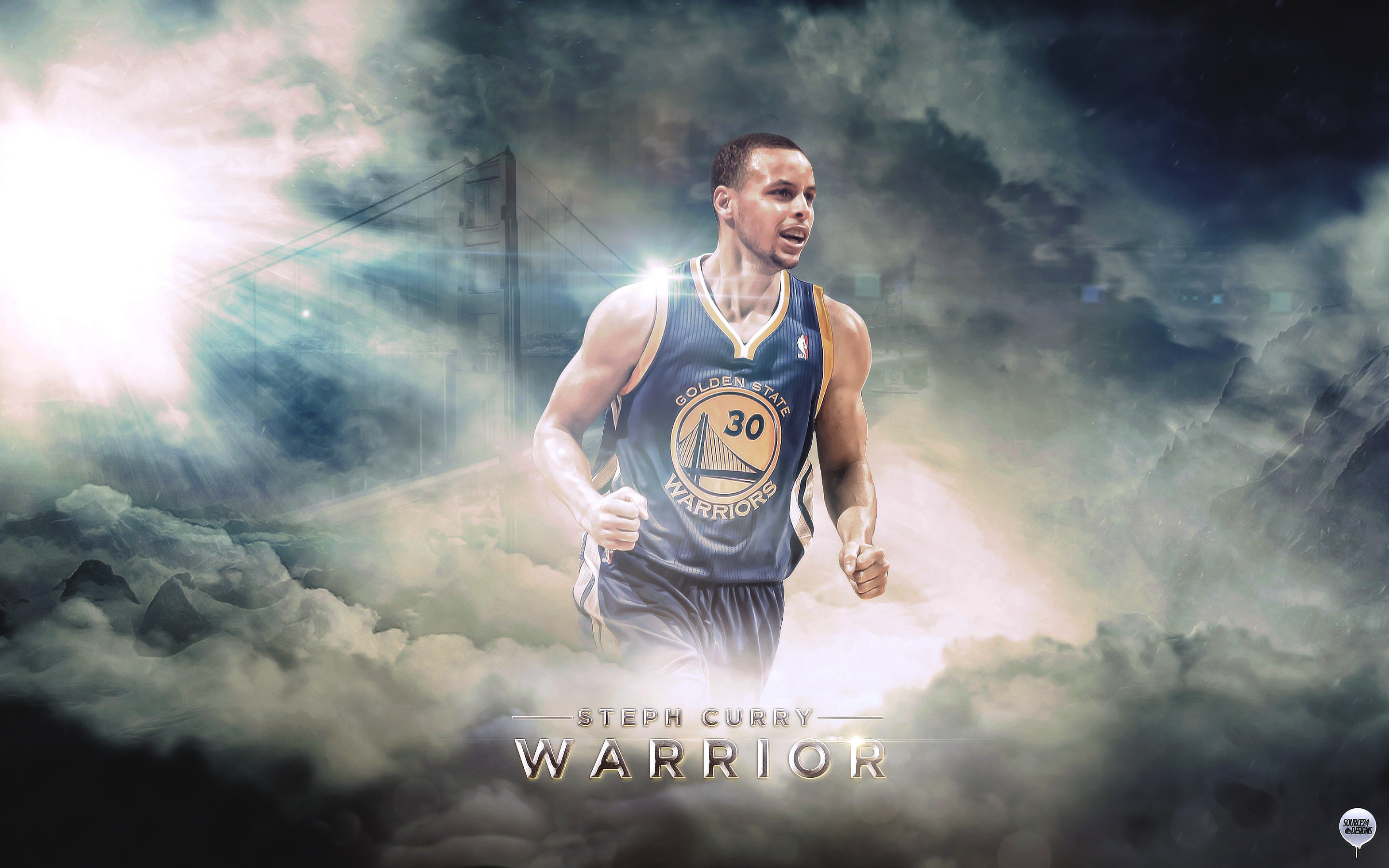 2880x1800 Stephen Curry Wallpaper Free Download | Wallpapers, Backgrounds .