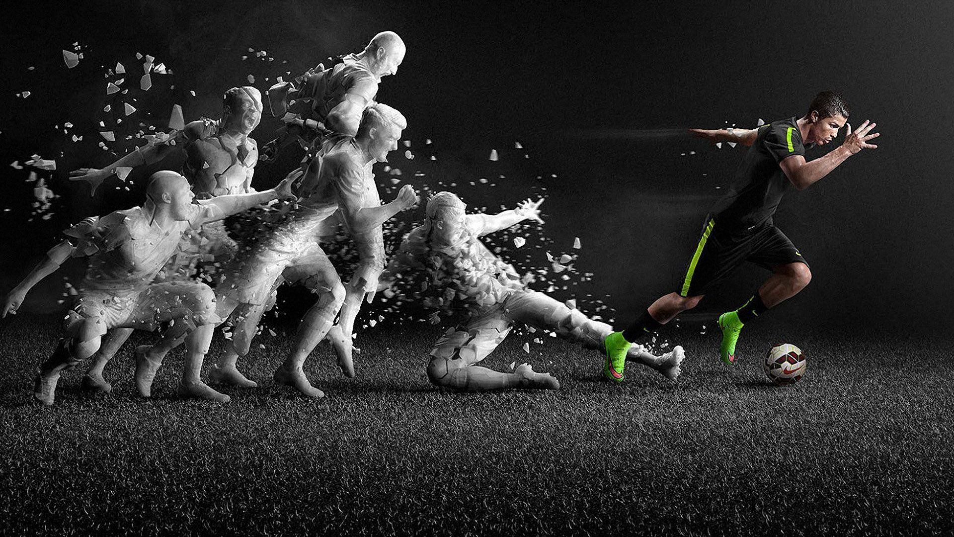 1920x1080 Cristiano Ronaldo Nike Mercurial Superfly Electric Green Boots .