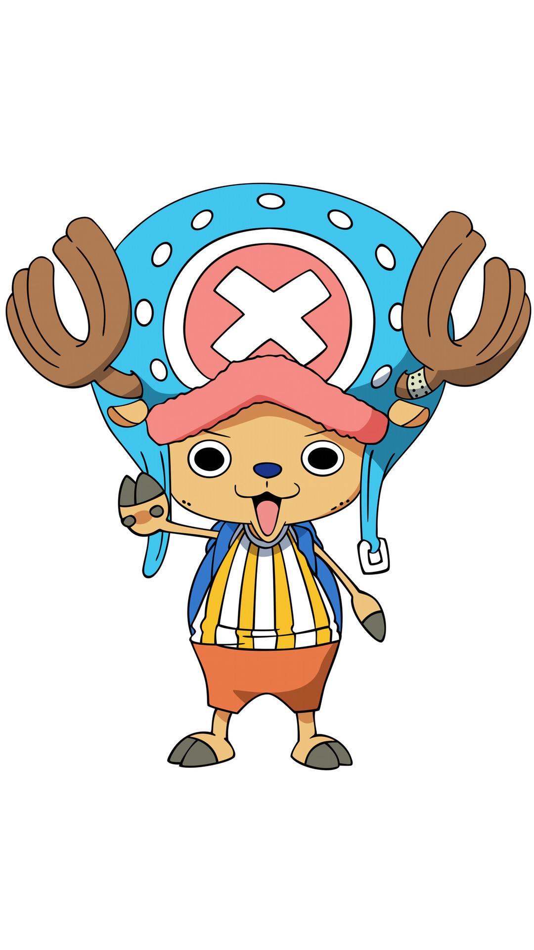 1080x1920 ONE PIECE Chopper HQ Wallpaper ワンピース[iPhone用]