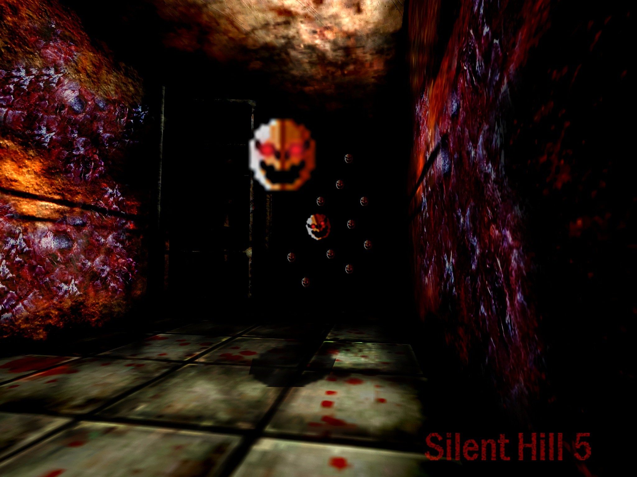 2048x1536 Video Game - Silent Hill: Homecoming Silent Hill Wallpaper