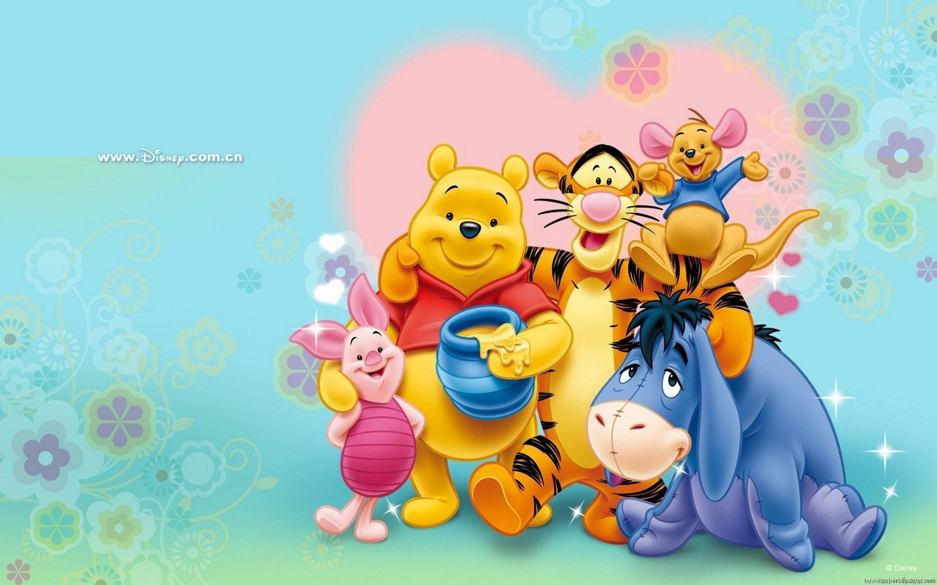 1920x1200 Winnie The Pooh Wallpapers