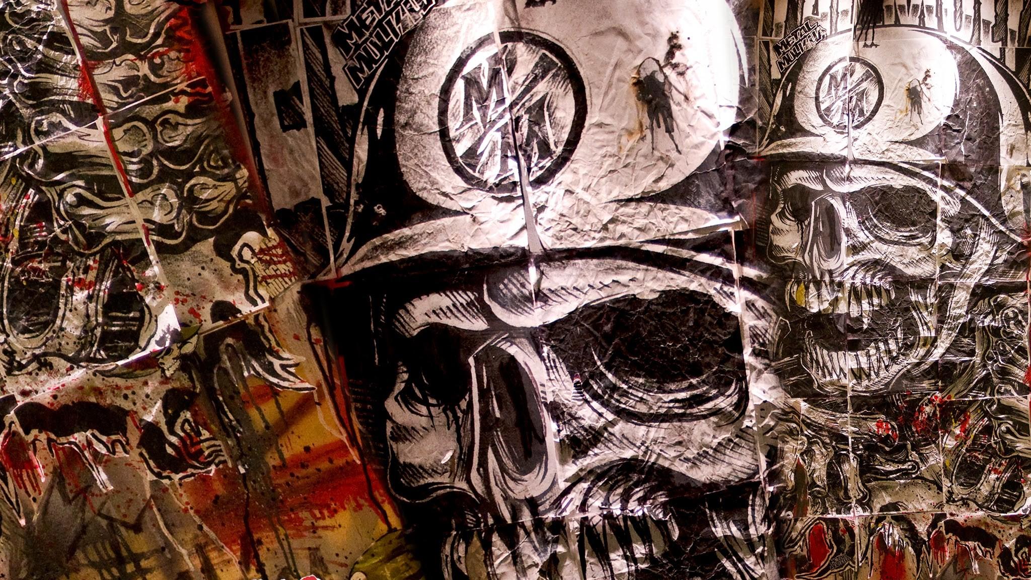2048x1152 Metal Mulisha Wallpaper