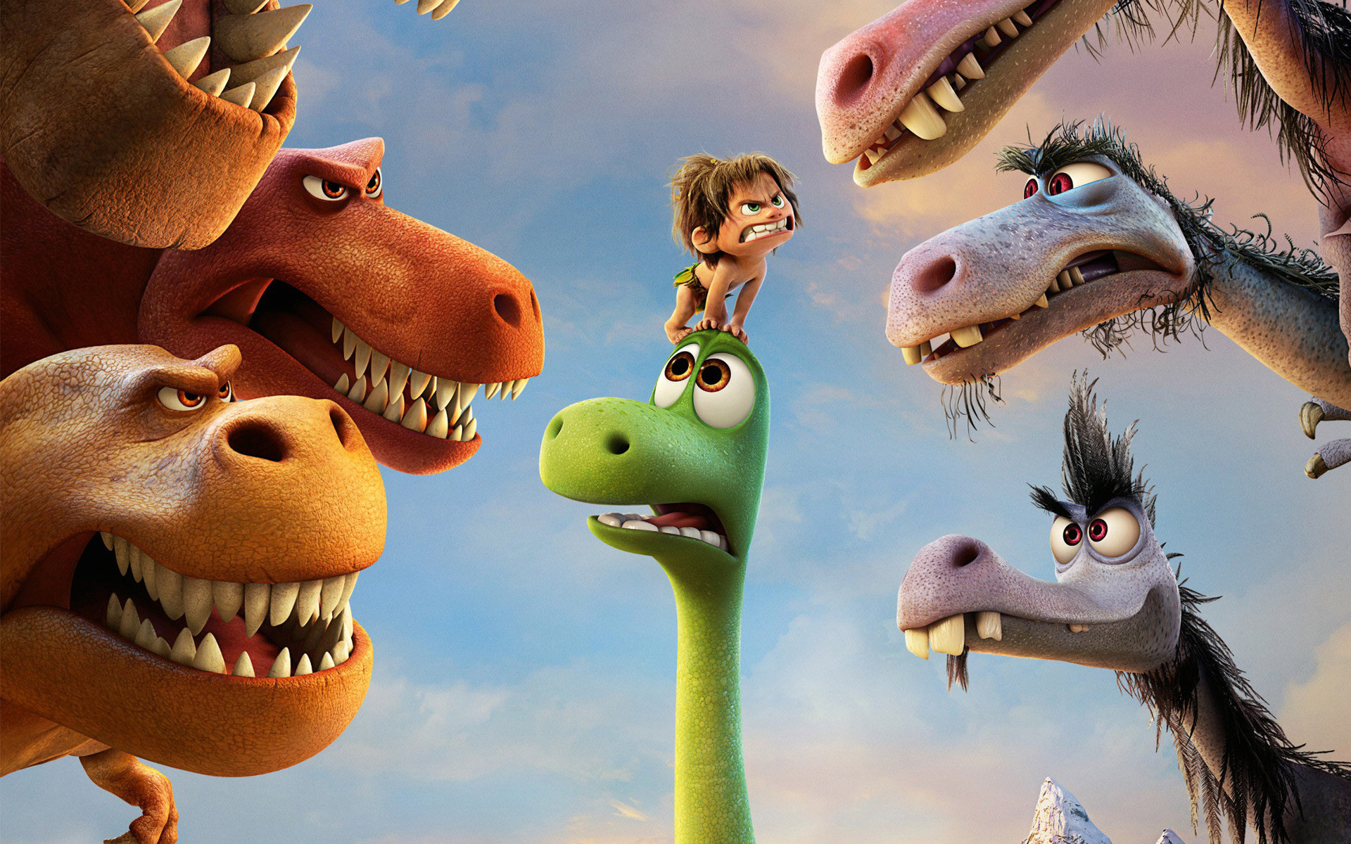 1920x1200 The Good Dinosaur 2015 Movie