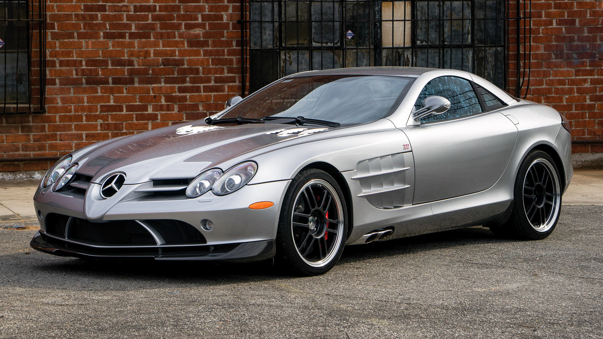 Mercedes Benz Slr Mclaren Wallpaper 62 Images