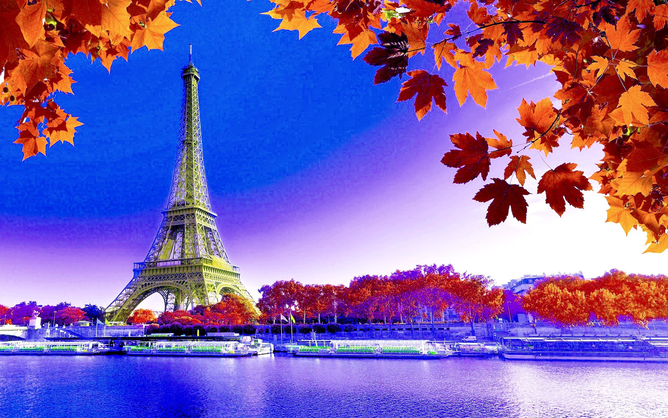 Wallpaper Eiffel Tower 75 Images