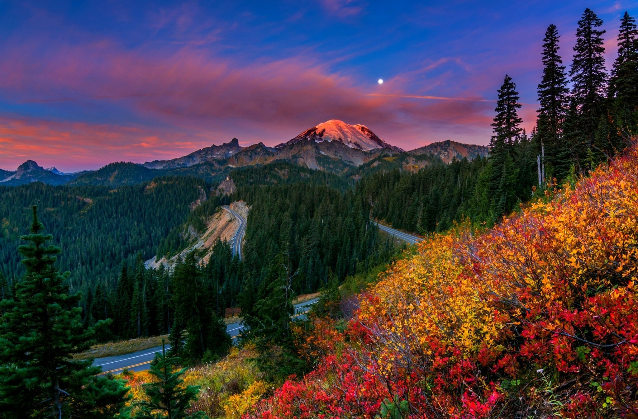 2048x1346 Mount Rainier HD Wallpaper | Background Image |  | ID:558963 -  Wallpaper Abyss