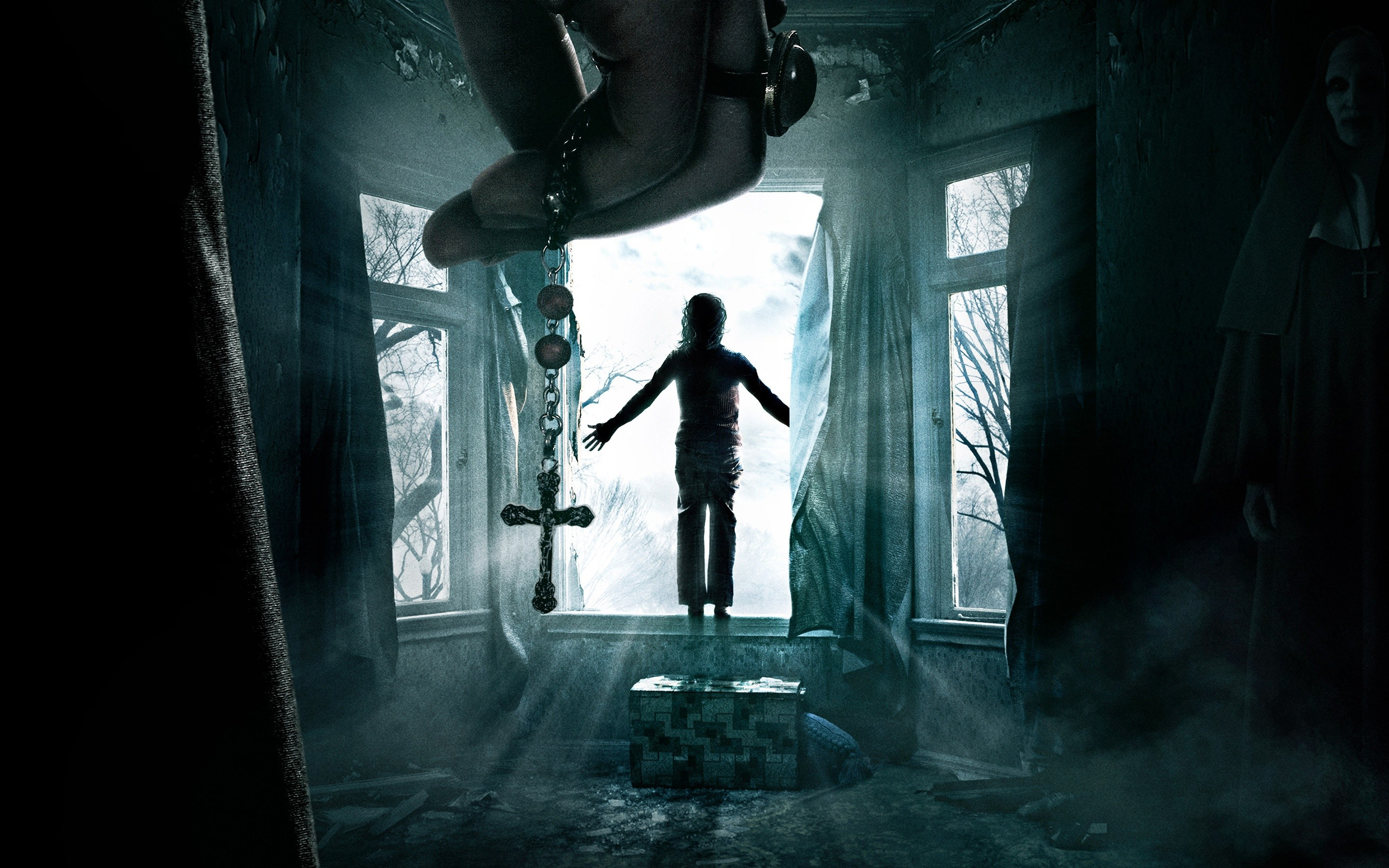 2880x1800 The Conjuring 2 2016 Horror Movie