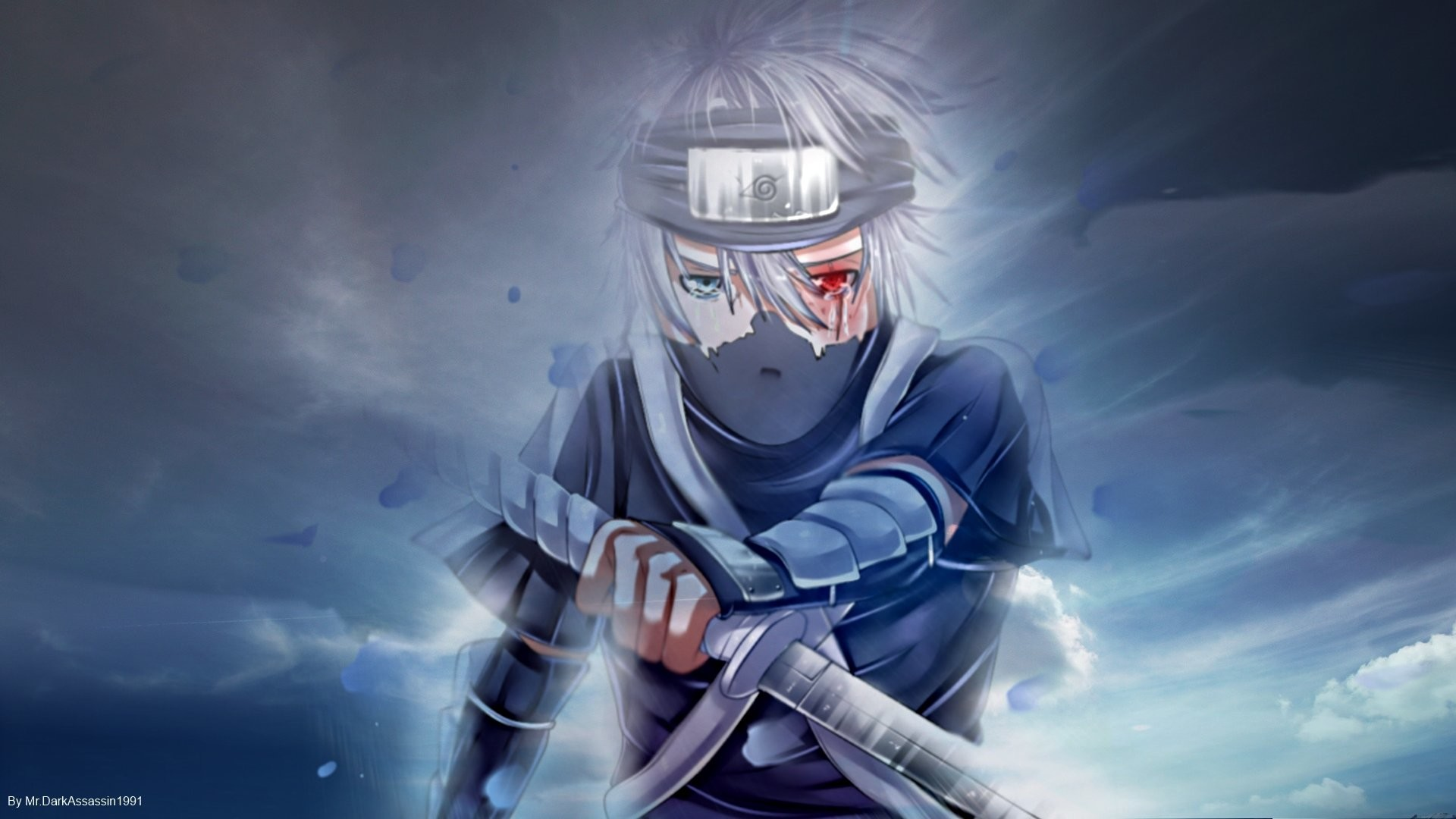 1920x1080 Young Kakashi Wallpaper » WallDevil - Best free HD desktop and .