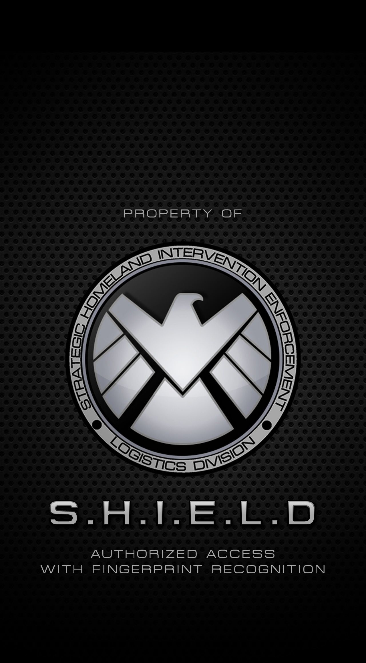 1280x2320 #agentsofshield iPhone 6 Plus background by Andrilink