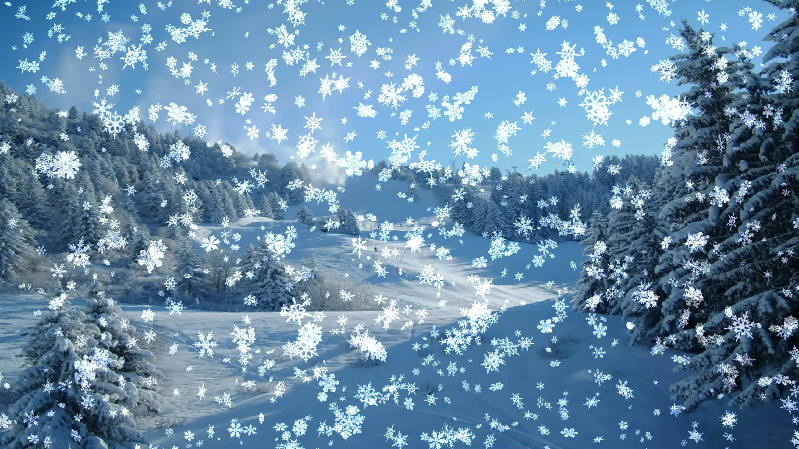 background gallery snow animated - photo #15