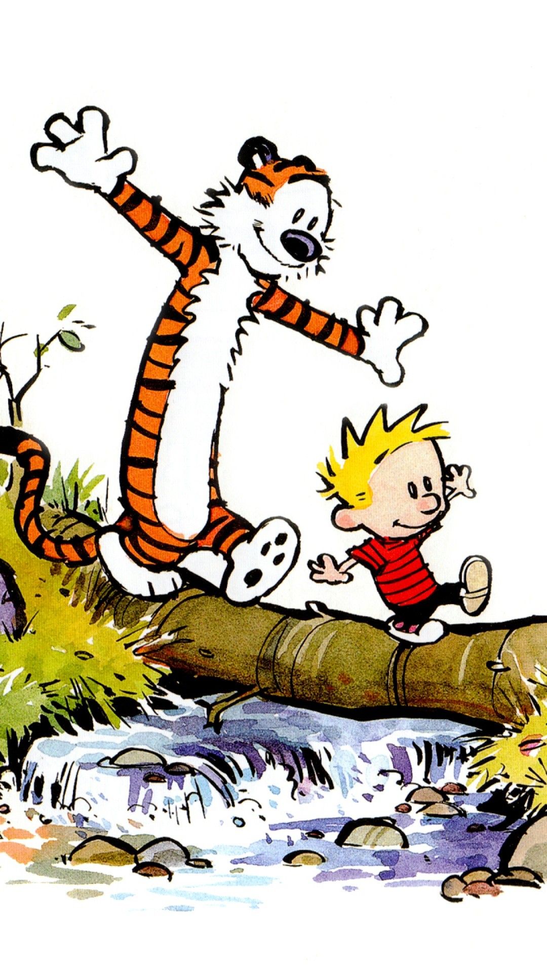 1080x1920 Best 20+ Calvin and hobbes wallpaper ideas on Pinterest | Calvin and hobbes,  Best calvin and hobbes and Calvin and hobbes tattoo