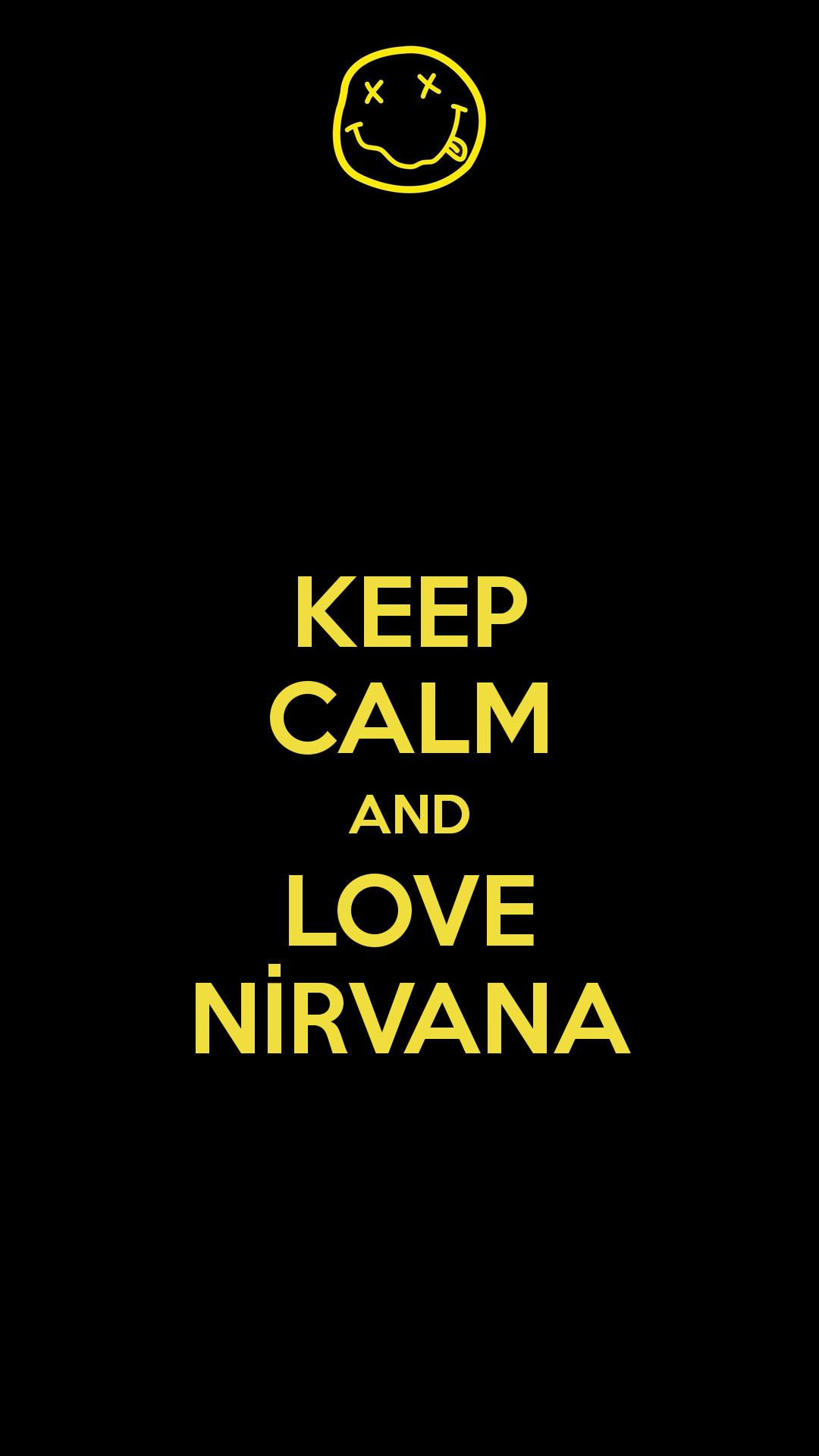 Top 50 Logo: Nirvana Logo Wallpaper (50+ Images