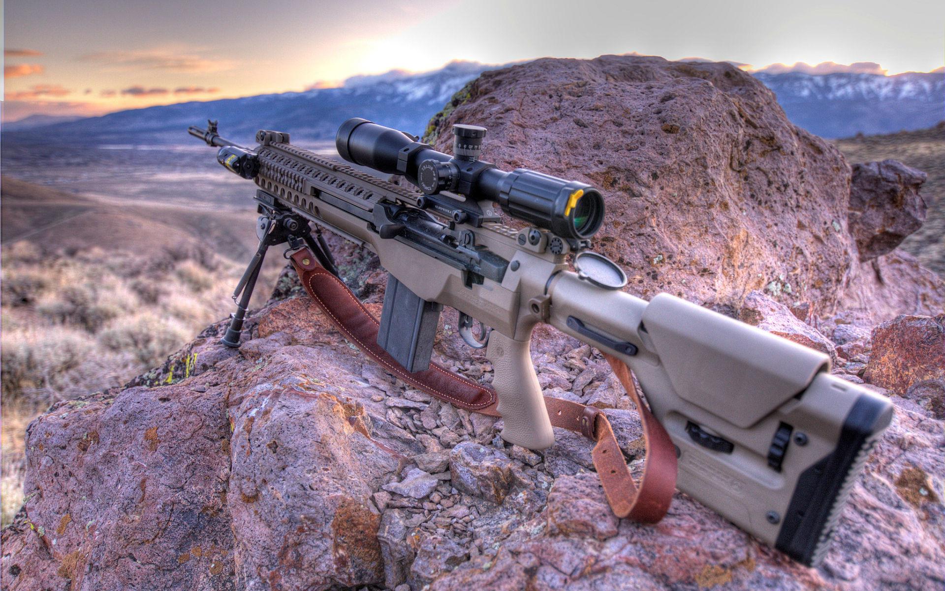 3D Guns Wallpaper (61+ Images