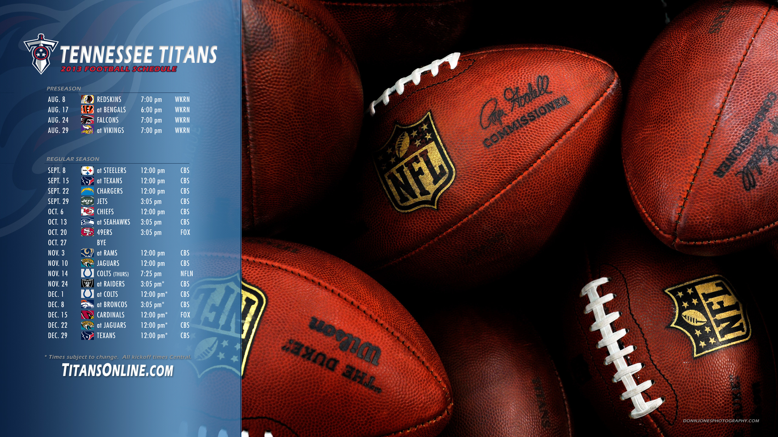 2560x1440 Tennessee Titans | Downloadable Desktop Wallpaper
