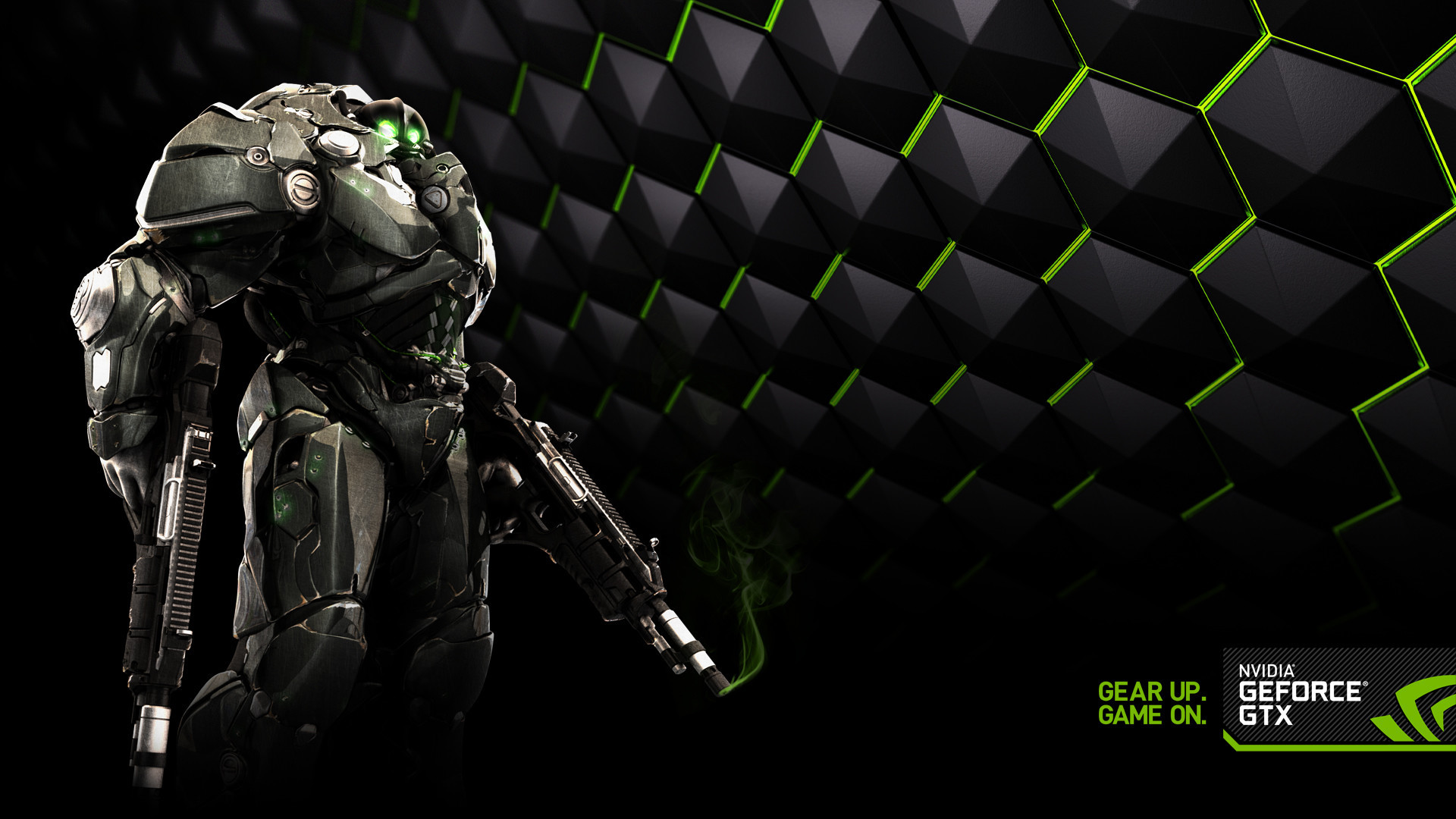 1920x1080  Gallery images and information: Nvidia Evga Wallpaper