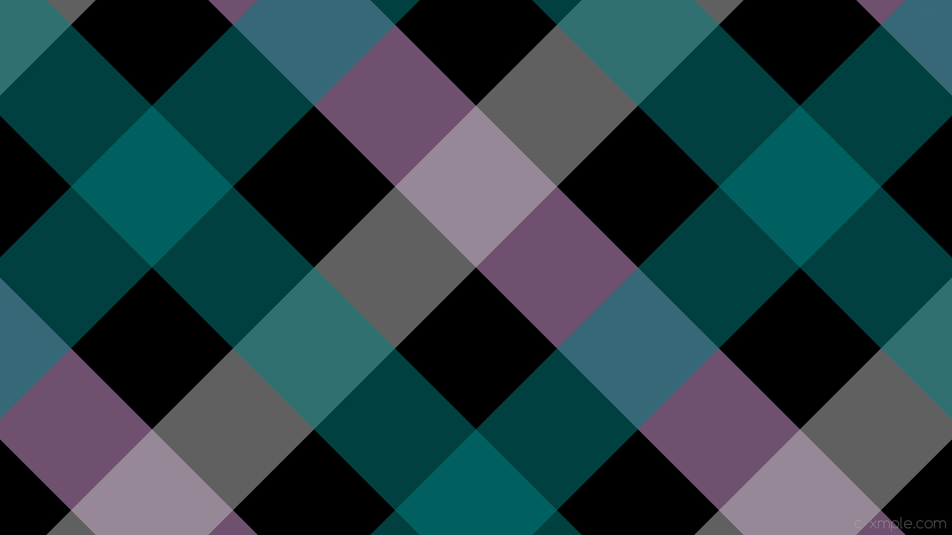 1920x1080 wallpaper quad purple green grey striped gingham black plum silver teal  #000000 #dda0dd #