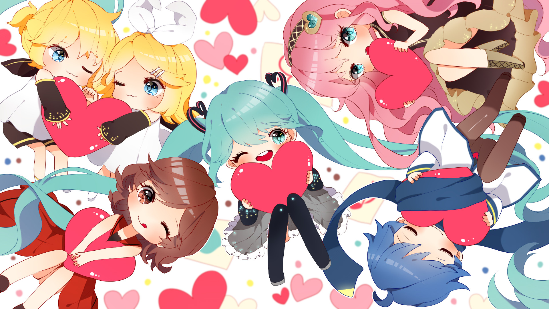 1920x1080 HD Wallpaper | Background ID:672758.  Anime Vocaloid