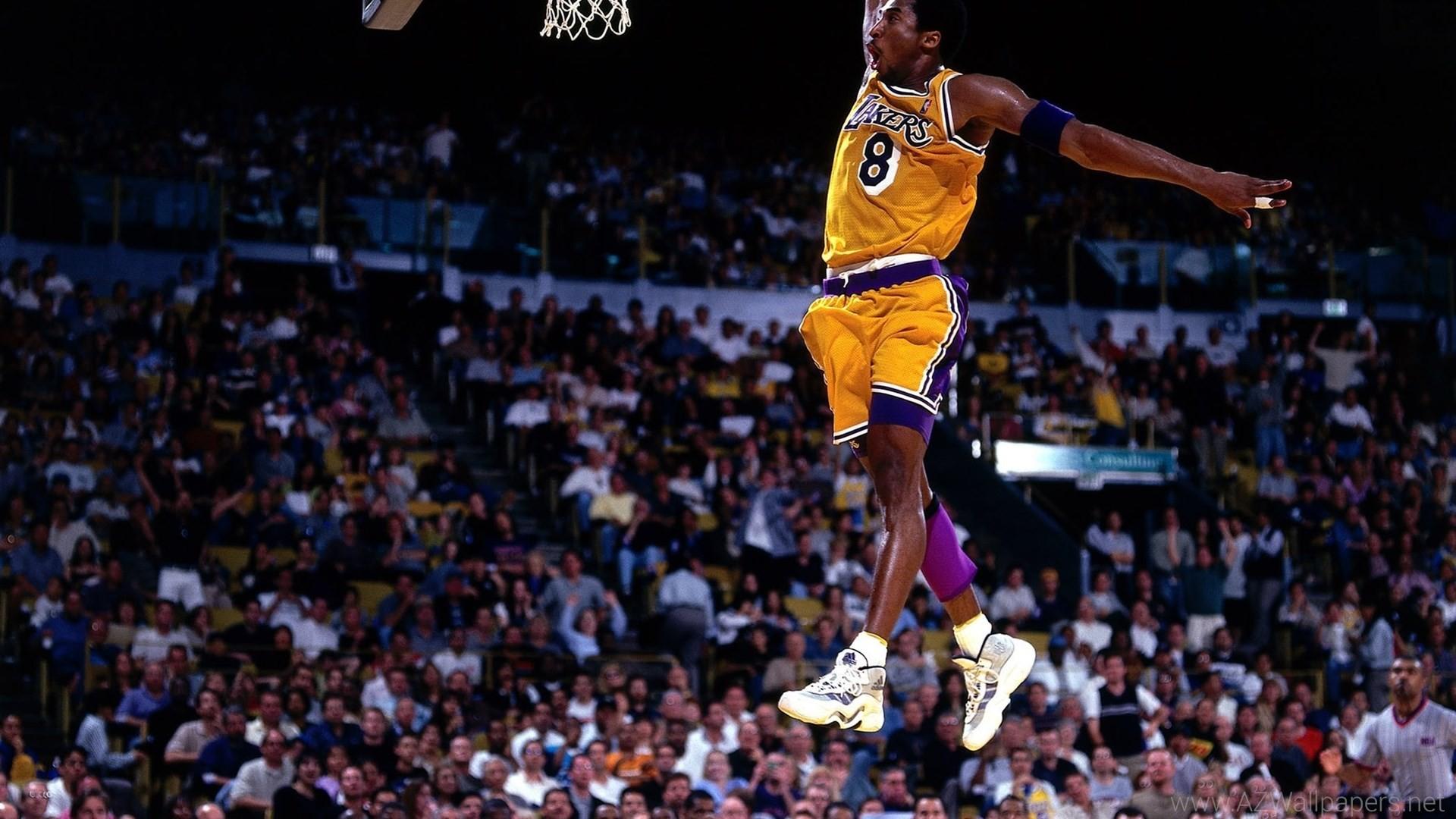 Kobe Bryant Dunk Wallpaper (70+ Images