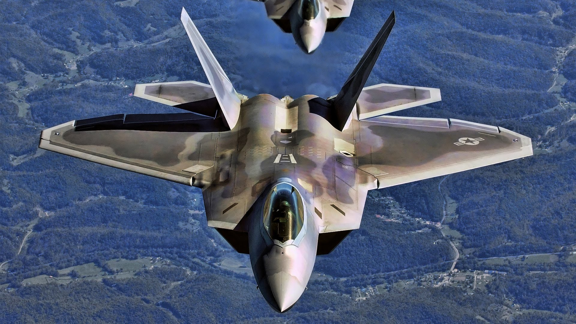 1920x1080 usa f-22 combat fighter best wallpapers |