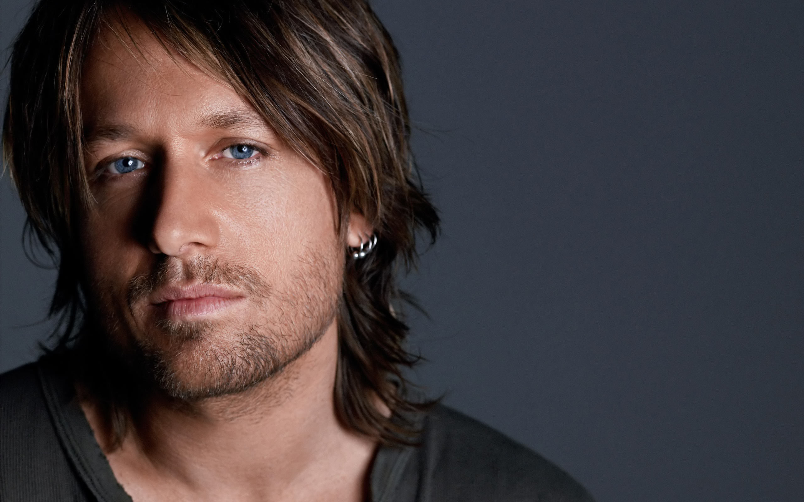 2560x1600 original wallpaper download: Mustache, Guy, singer, Keith urban, new .
