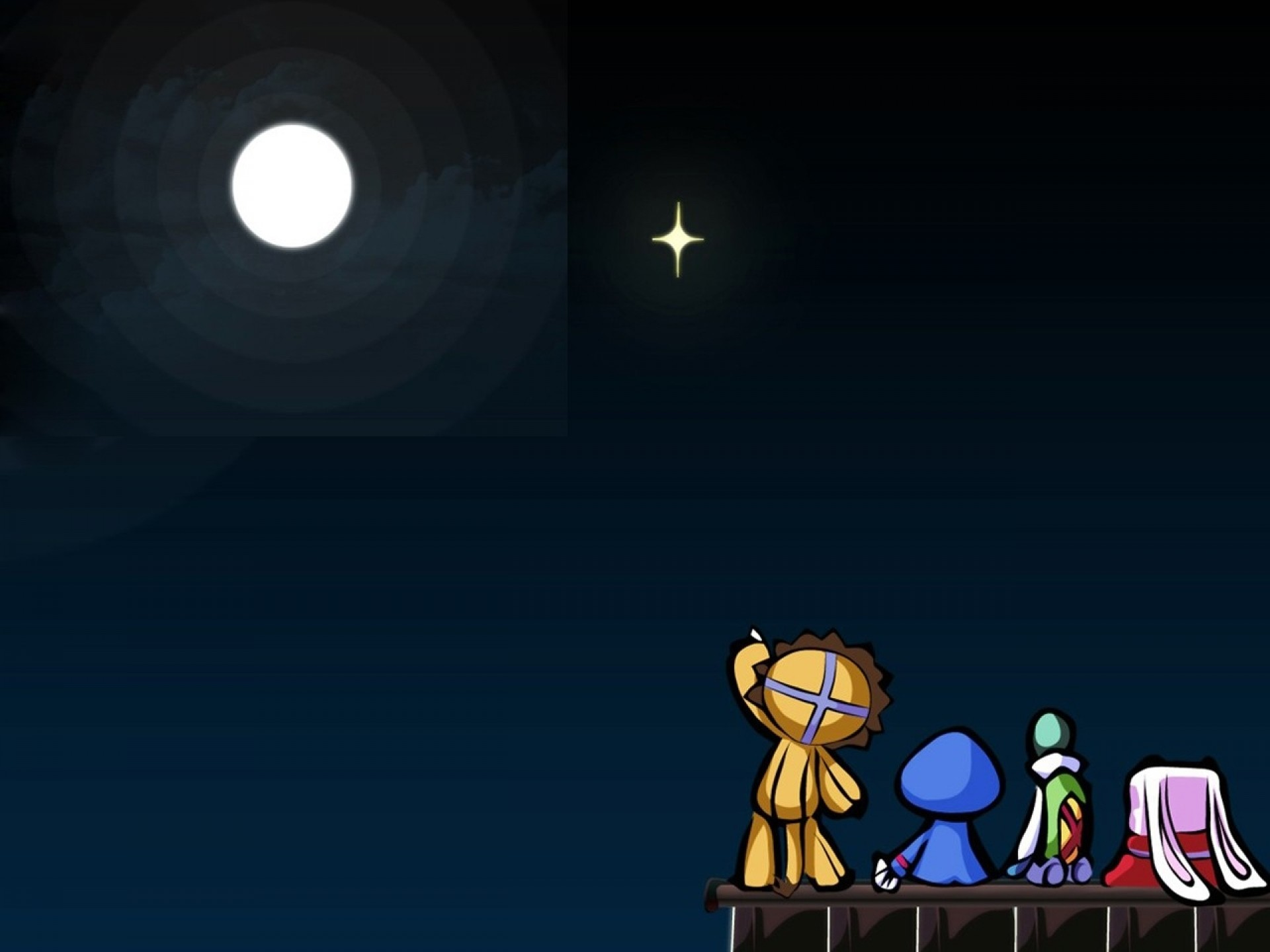 Animated Night Sky Wallpaper (51+ images)