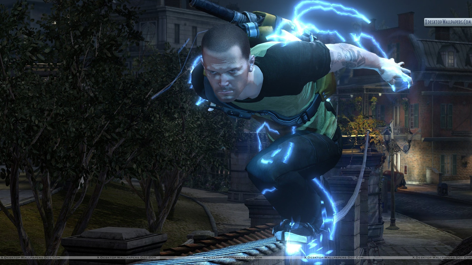 1920x1080 Infamous 2 Adventure Video Game Wallpapers 2560x1600 1029627