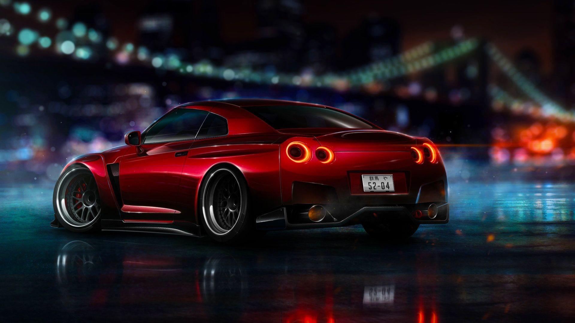 Nissan Gtr Hd Wallpaper 84 Images
