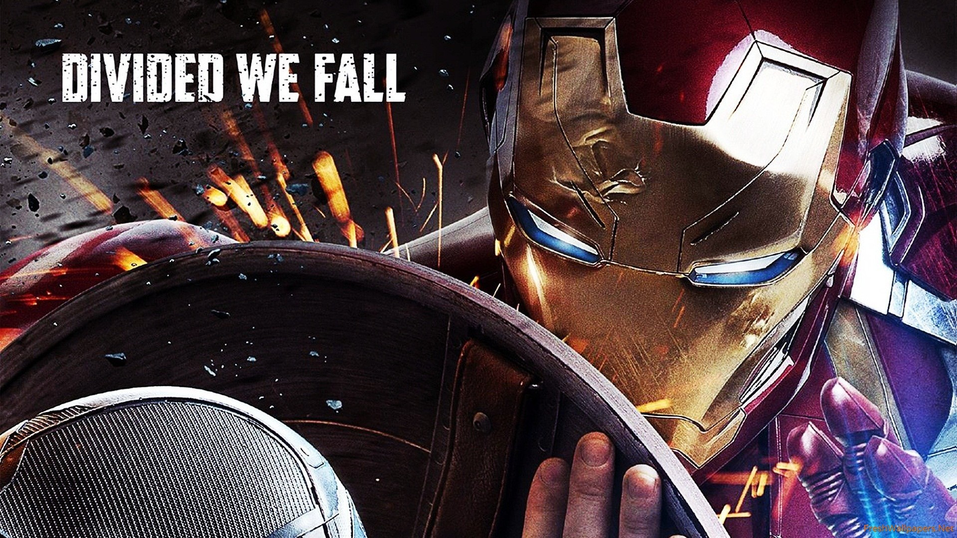 Captain America Civil War Wallpapers Hd: Marvel HD Wallpapers 1080p (74+ Images