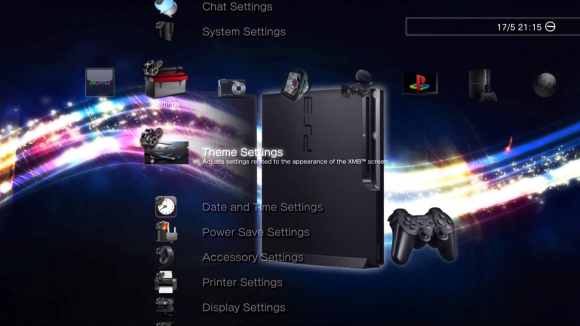 custom ps3 themes downloads