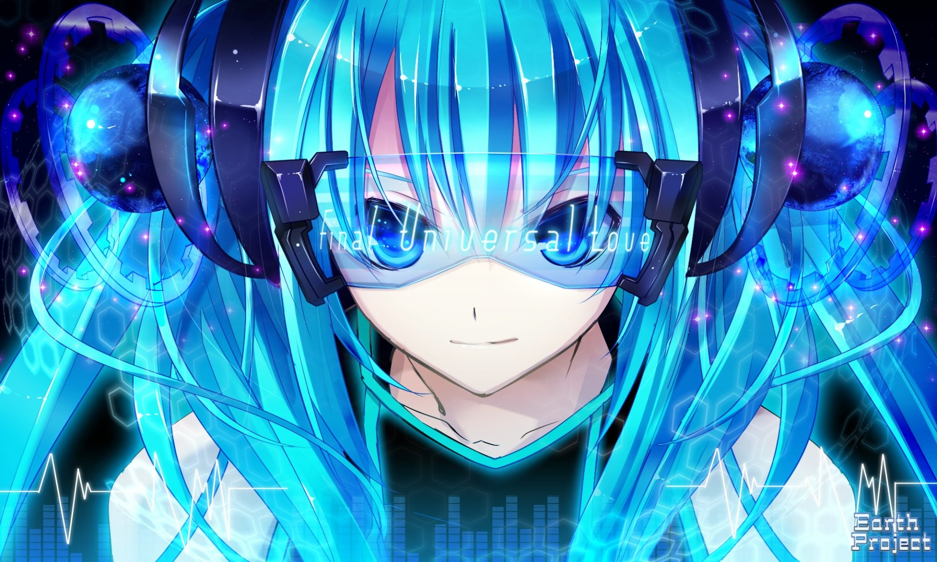 1920x1152 HD Wallpaper | Background ID:215588. 2000x1200 Anime Vocaloid