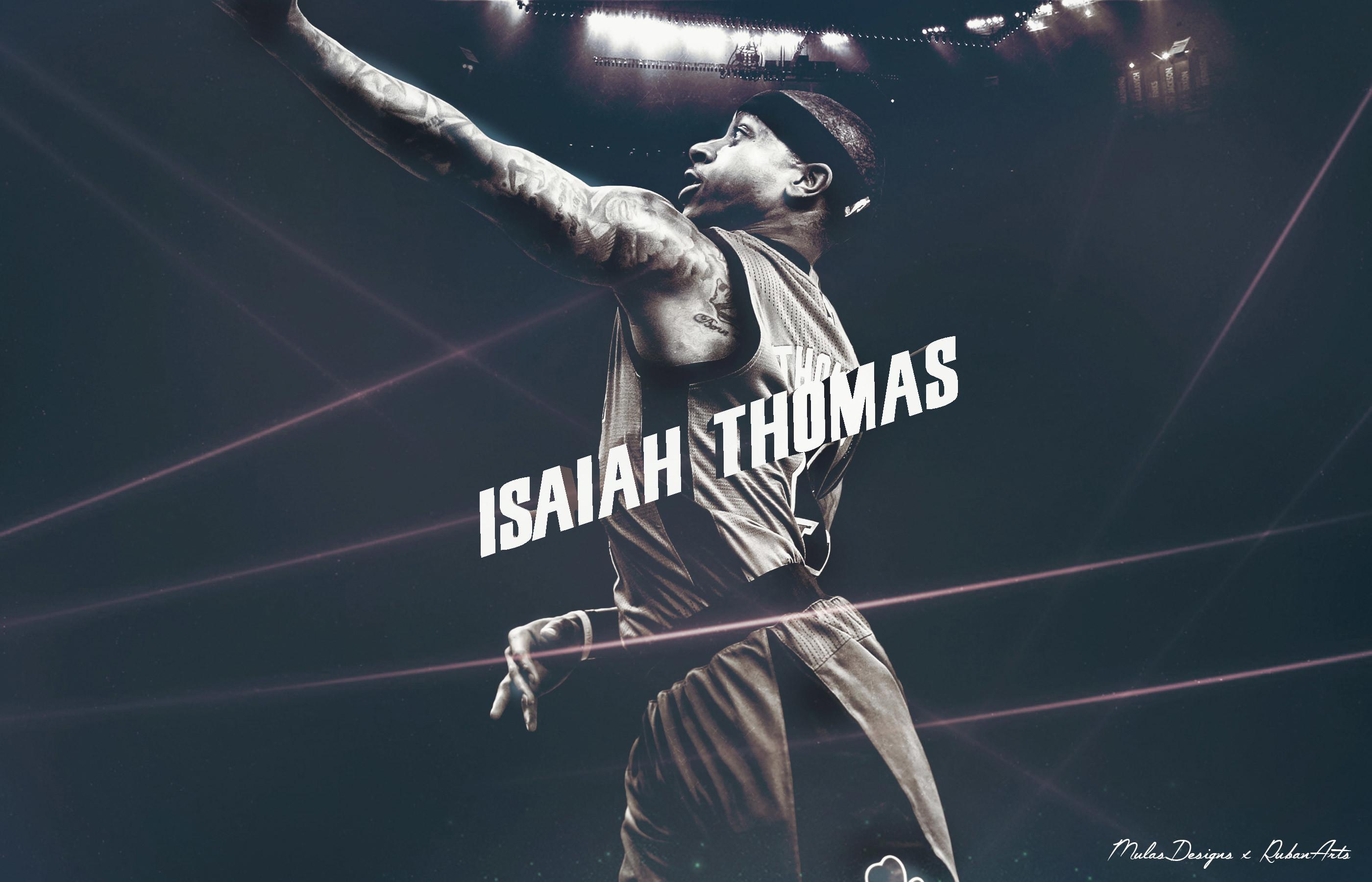 2800x1800 Isaiah Thomas Boston Celtics 2016 2880x1800 Wallpaper