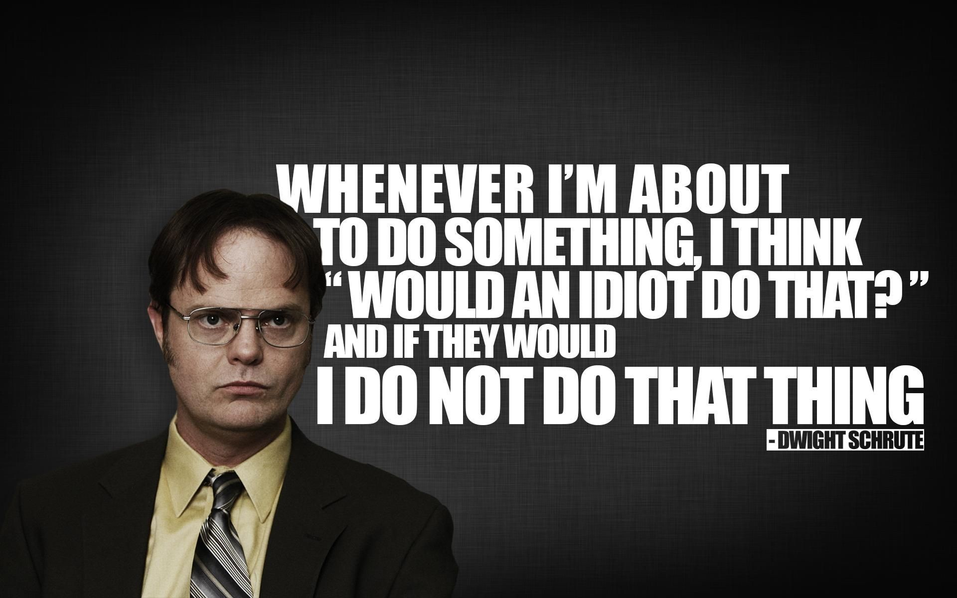 The Office Quotes Wallpaper 66 Images