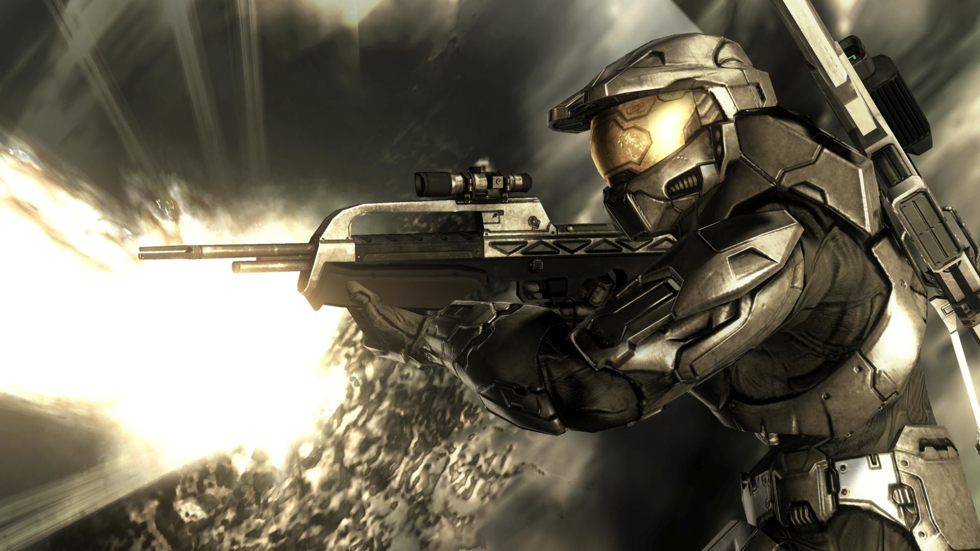 1920x1080 ... Halo 3 images Spartan wallpaper and background photos (15182378) ...