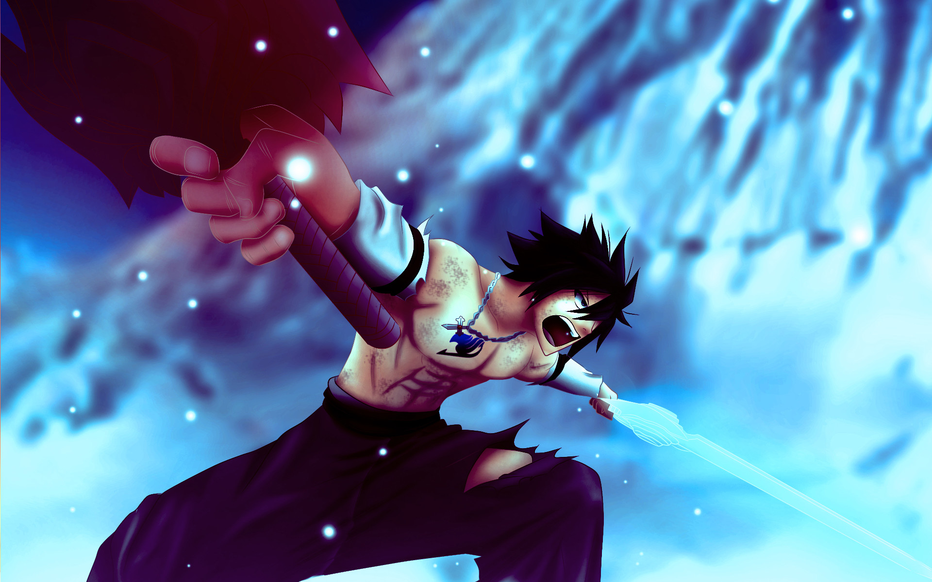 Fairy Tail Gray Fullbuster Wallpaper 73 Images