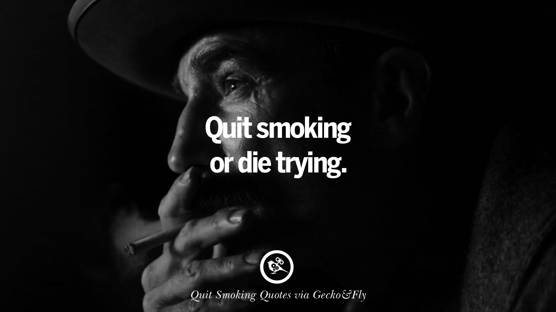 1920x1080 Quit smoking or die trying.