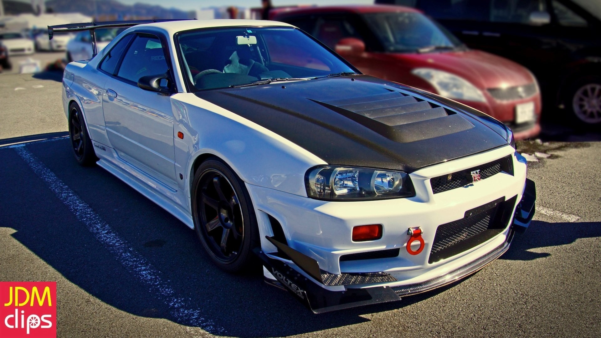 1920x1080 Nissan Skyline GT R R34 V Spec II, Nissan Skyline GT R R34, Nissan, JDM,  Car Wallpapers HD / Desktop and Mobile Backgrounds