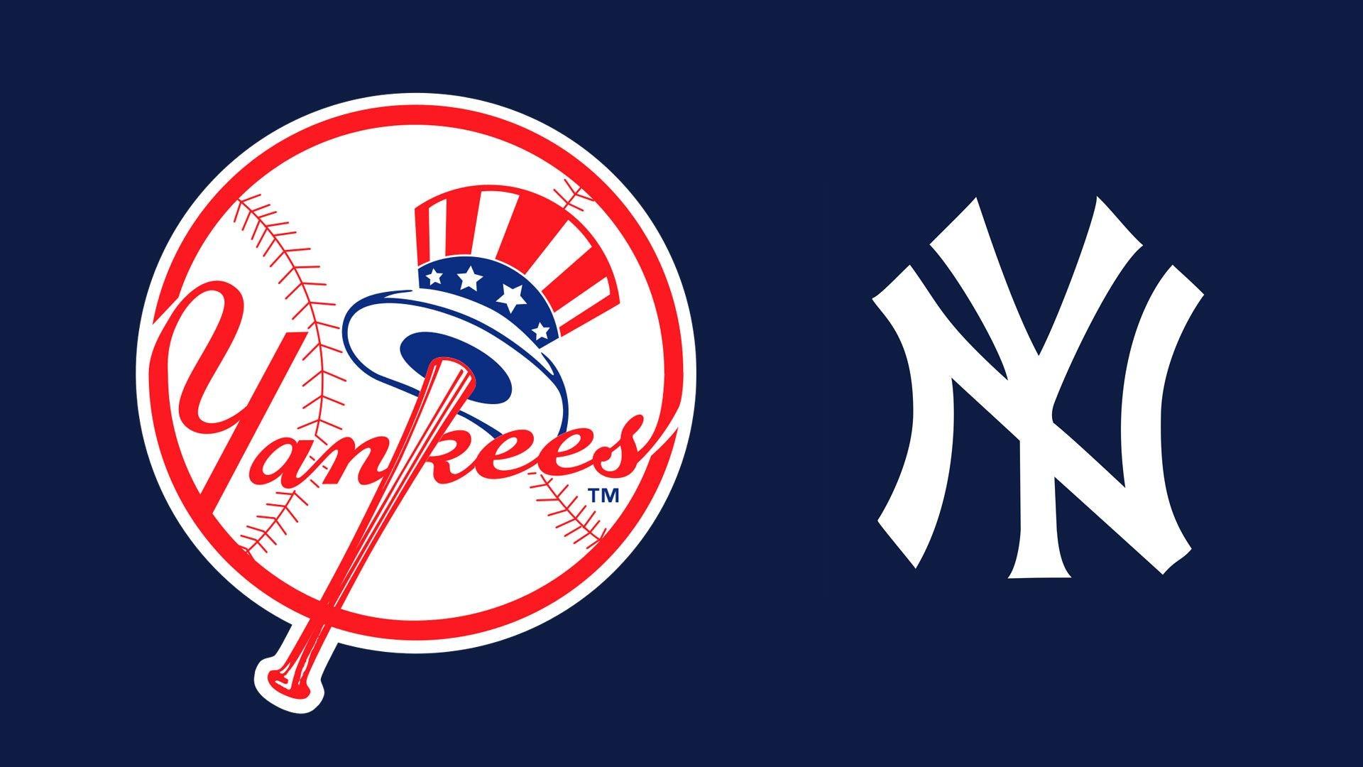 New york yankees wallpaper desktop 61 images 1920x1080 mlb new york yankees logo 1920x1080 full hd 169 wallpaper biocorpaavc