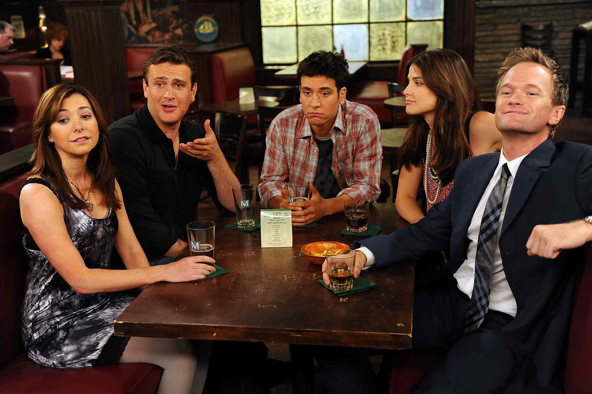 "2048x1363 Still from ""How I Met Your Mother"""