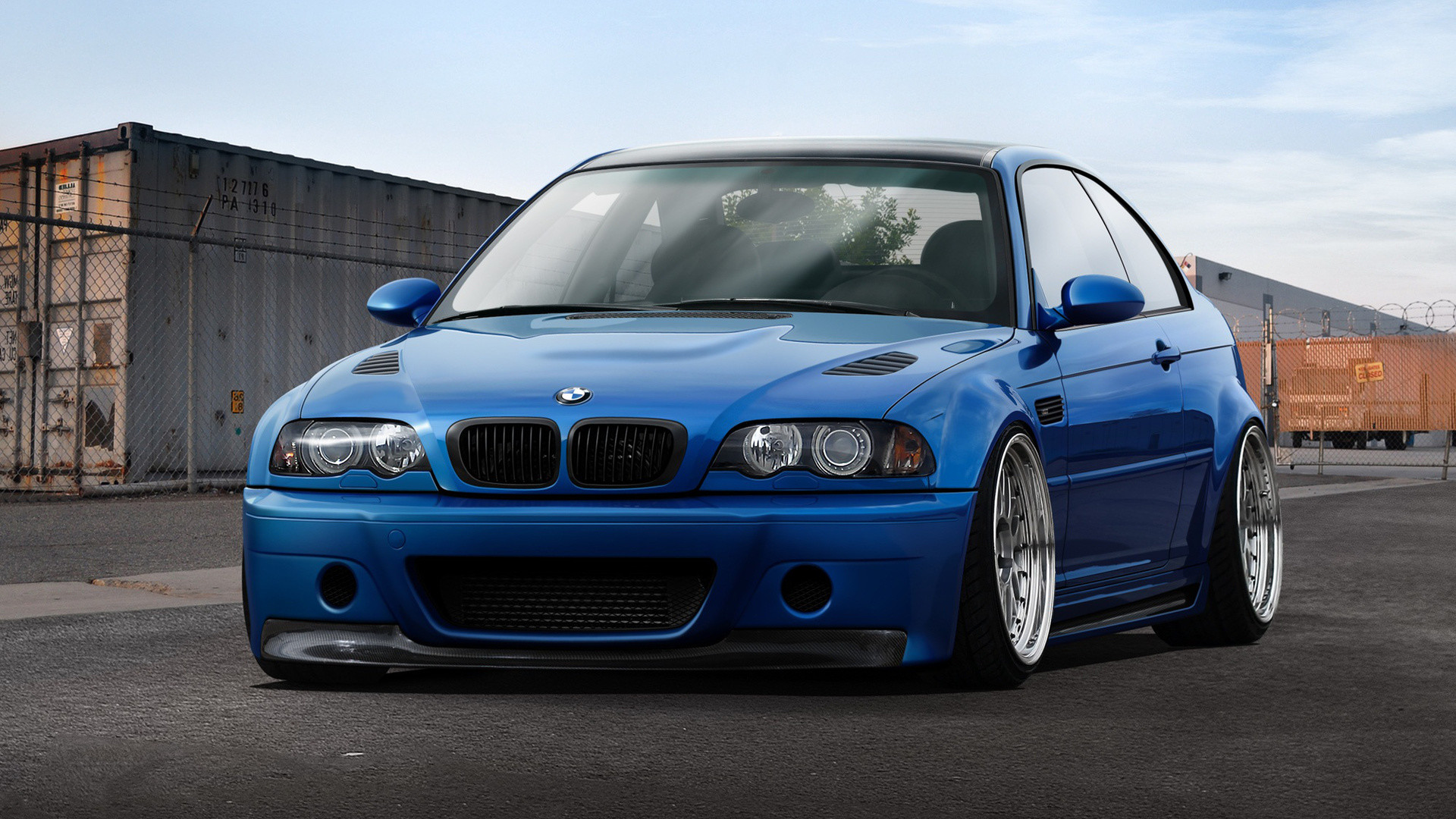 1920x1080 Bmw E46 M3 Wallpapers HD