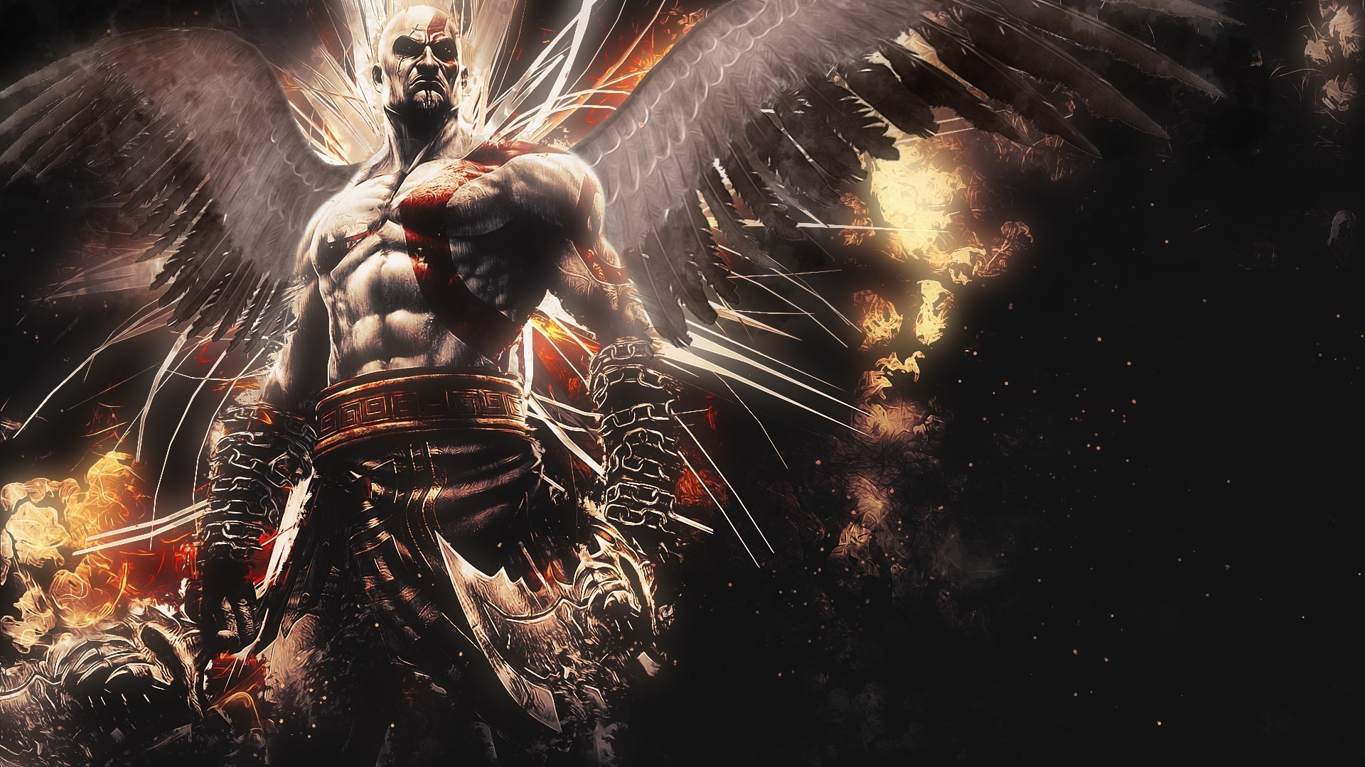1920x1080 4 God Of War: Ghost Of Sparta HD Wallpapers | Backgrounds - Wallpaper Abyss