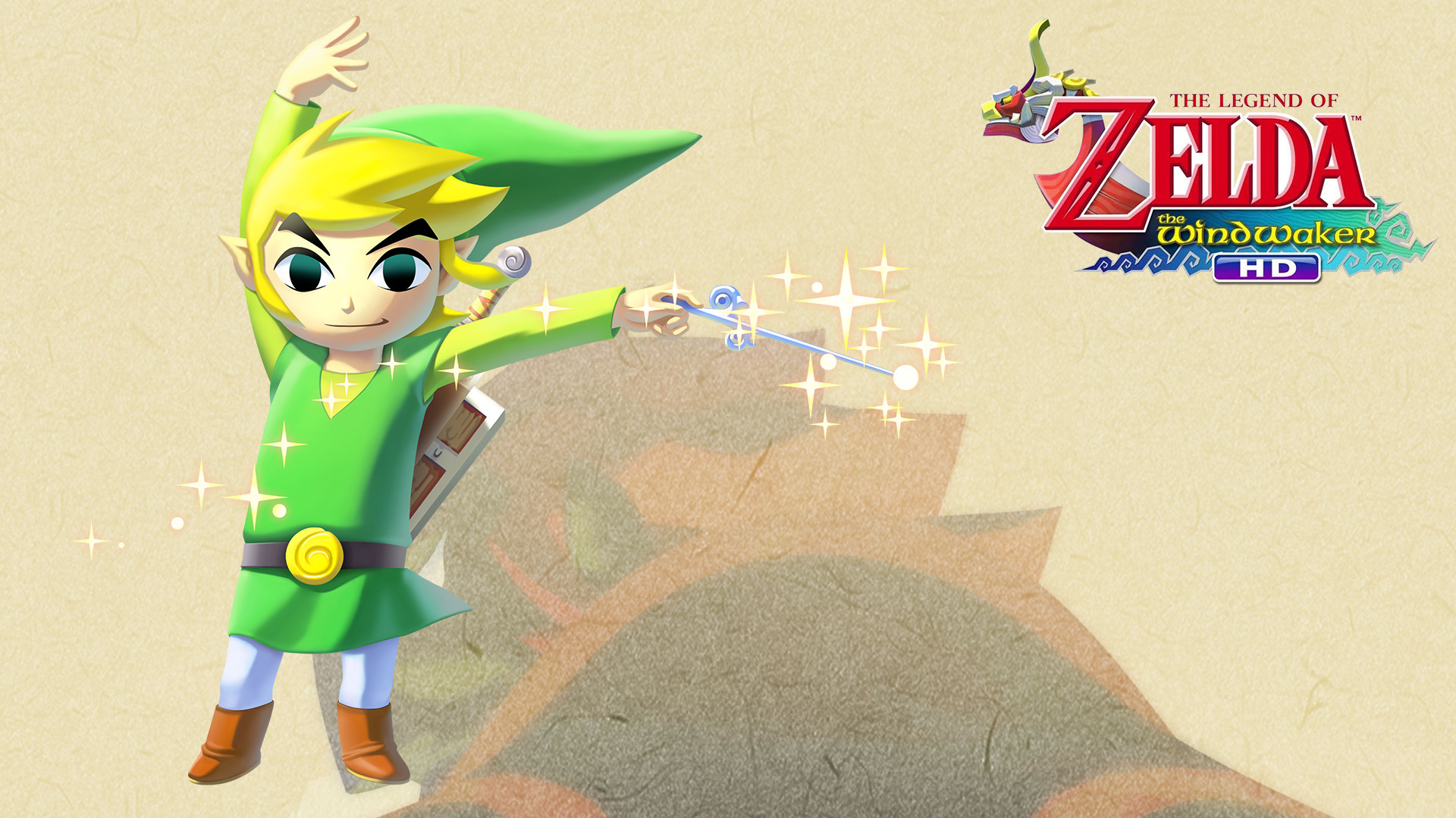 Toon Link Wind Waker Wallpaper 76 Images