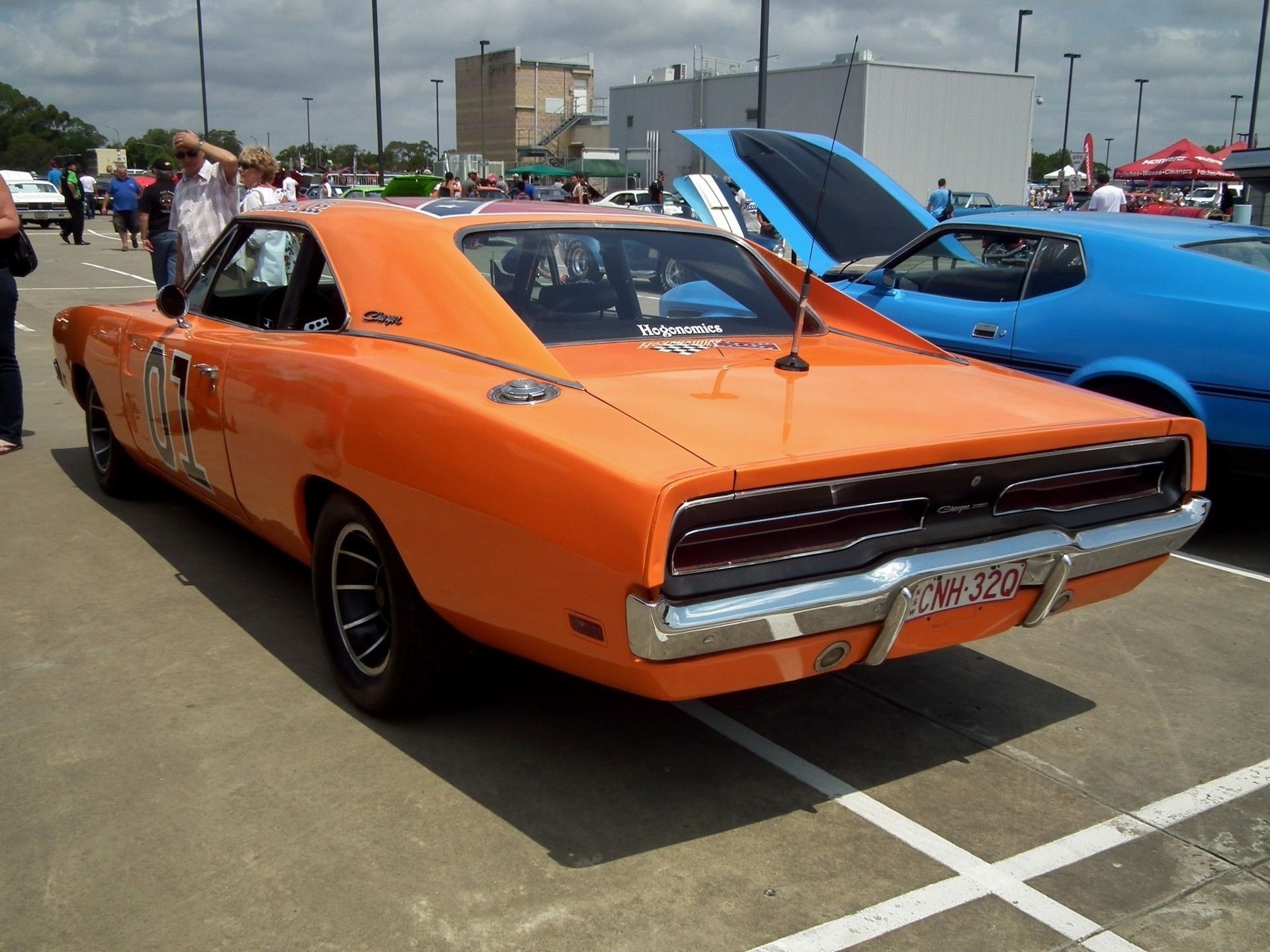1920x1440 Dodge Charger General Lee Wallpaper Free